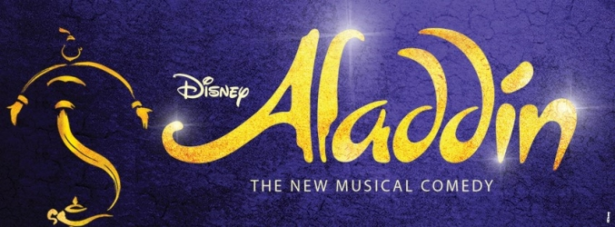 "Watch 'Aladdin' Musical Cast Sing ""Friend Like Me"" And ""Prince Ali"""