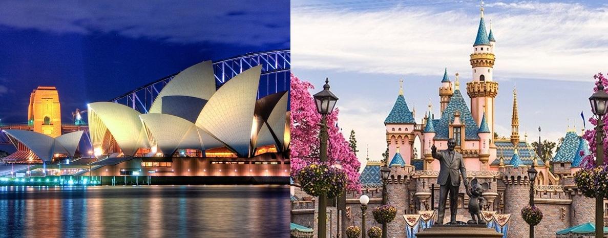 Disneyland Australia