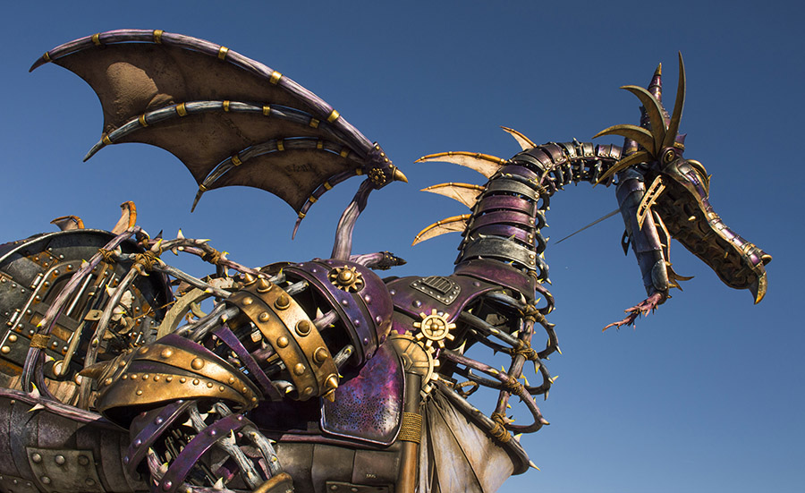 Festival of Fantasy Parade - Maleficent Dragon 2