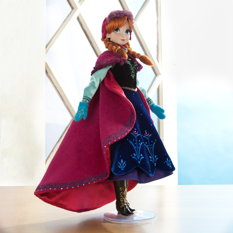 Frozen Anna Doll