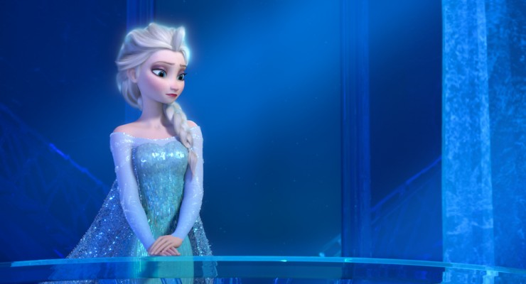 'Frozen' Passes $300 Million, Close To Smashing 'Lion King' Record