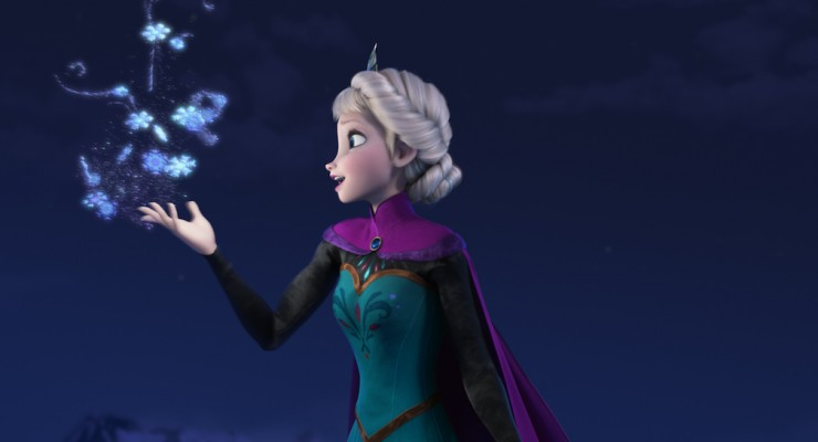 'Frozen' Becomes Highest-Grossing Animated Film (Non-Sequel) Ever