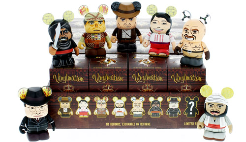 Preview: 'Indiana Jones' Vinylmation Series 1