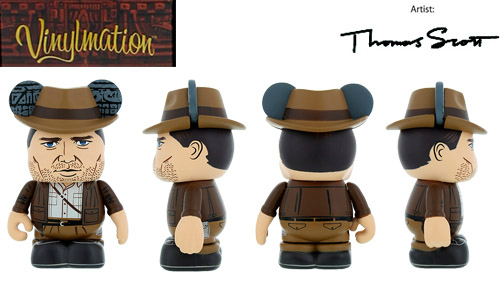 Indiana Jones Vinylmation Series 1 - 2