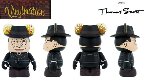 Indiana Jones Vinylmation Series 1 - 4