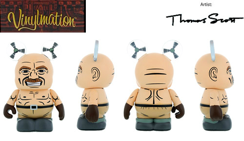 Indiana Jones Vinylmation Series 1 - 7