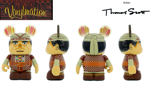 Indiana Jones Vinylmation Series 1 - 8