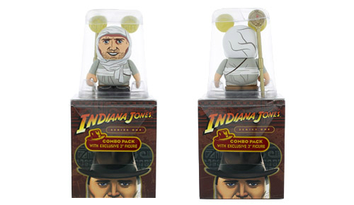 Indiana Jones Vinylmation Series 1 - Combo Topper