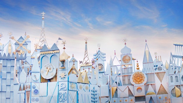 "Brad Bird's 'Tomorrowland' To Film At ""It's A Small World"" In Disneyland"