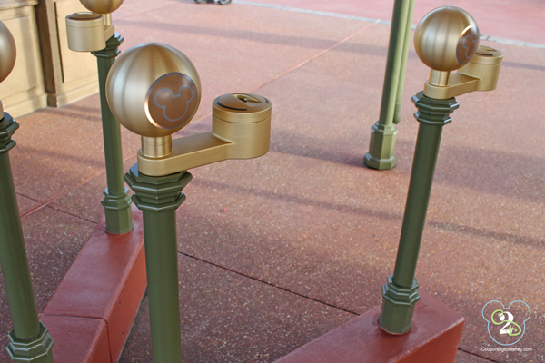 MagicBands Park Entrance