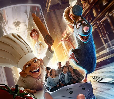 Michael Giacchino Composing Music For 'Ratatouille' Ride