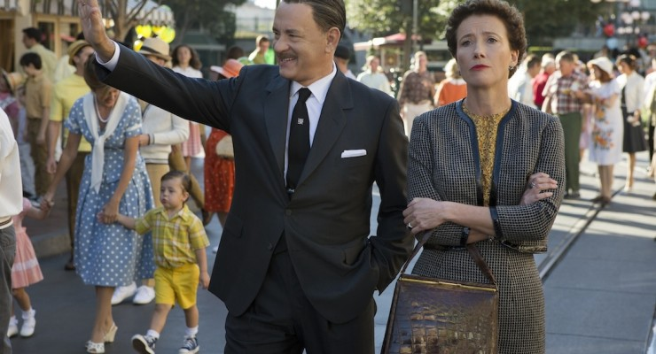 'Saving Mr. Banks' And 'Frozen' Earn Combined Six BAFTA Nominations