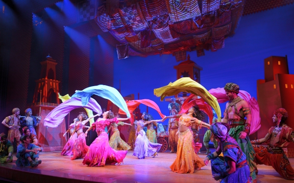 Aladdin Musical - Dancers