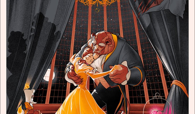 Disney Teams Up With Mondo For Special Poster Gallery