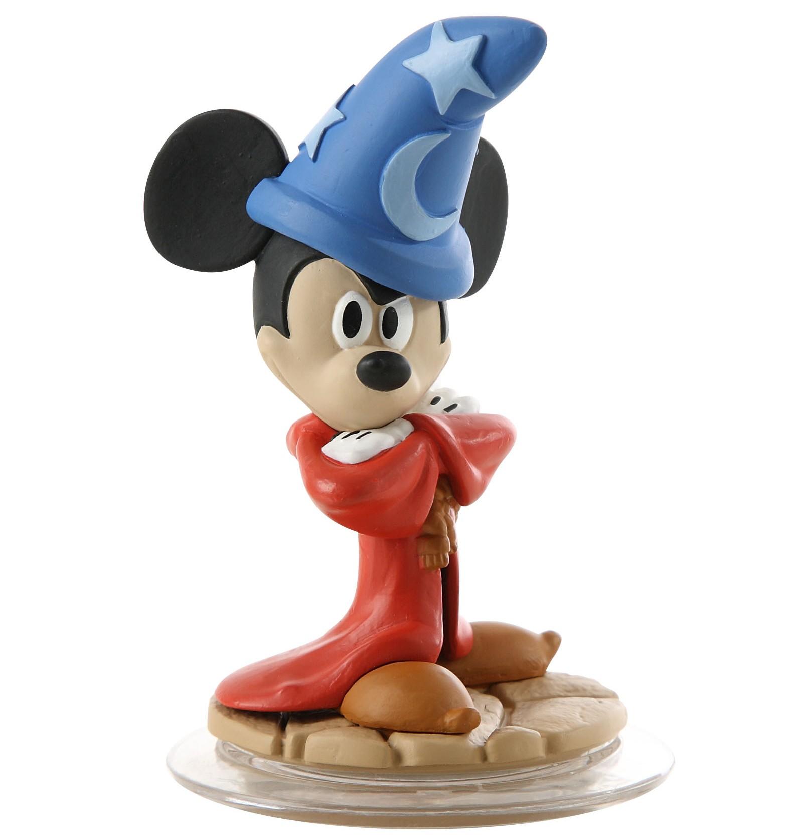 Disney Infinity Sorcerer Mickey Figure