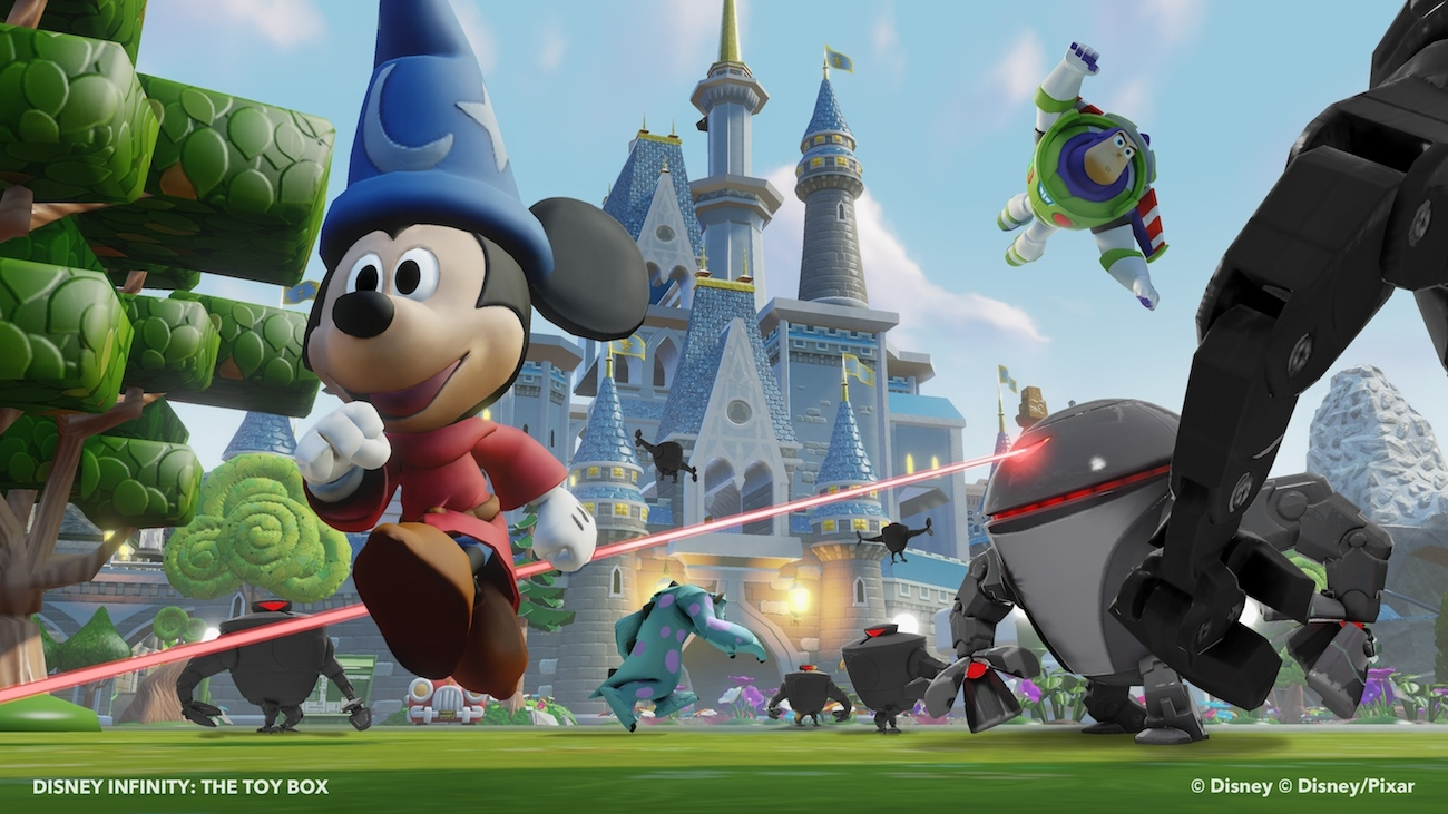 Disney Infinity Sorcerer Mickey - Toy Box 1