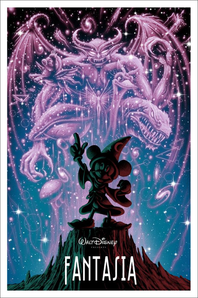 Fantasia Mondo Poster