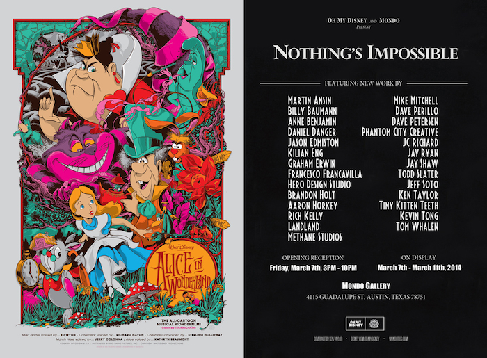 Mondo and Disney - Nothings Impossible