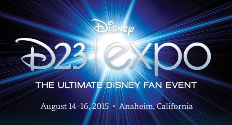 D23 Expo 2015 Tickets On Sale Now [Updated]
