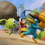 Disney Infinity - Phineas and Ferb Toy Box 4