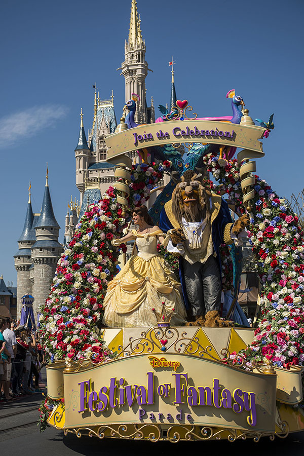 Festival of Fantasy Parade Debut - Image 11