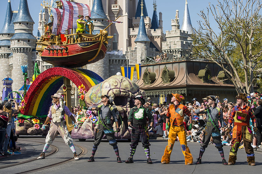 Festival of Fantasy Parade Debut - Image 16