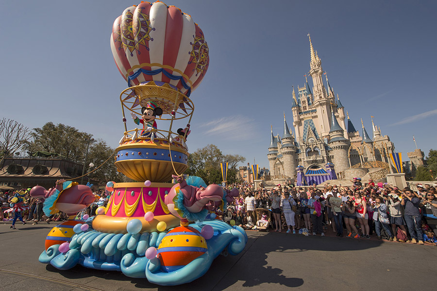 Festival of Fantasy Parade Debut - Image 17