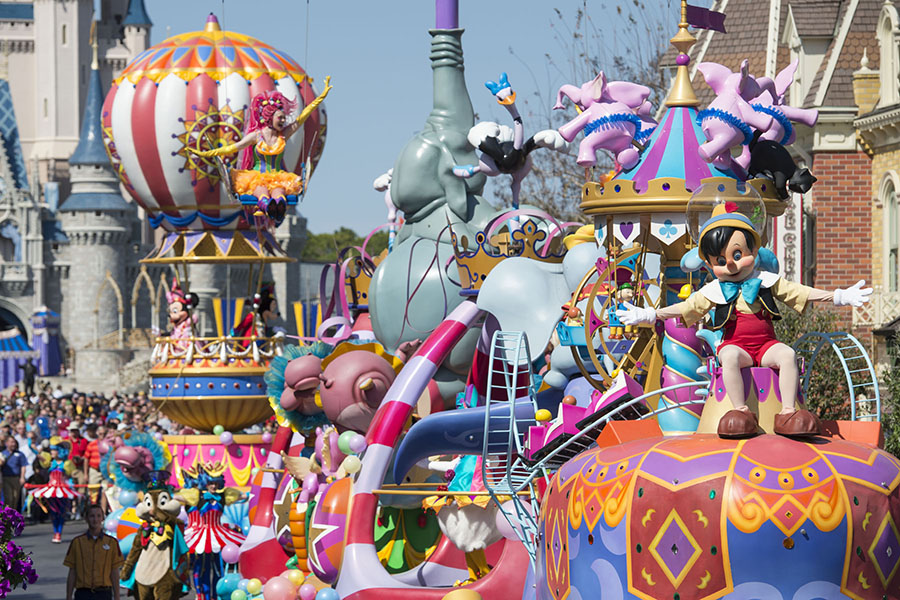 Festival of Fantasy Parade Debut - Image 19