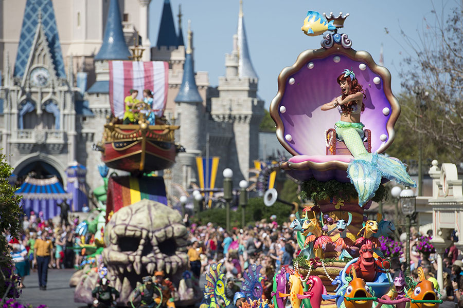 Festival of Fantasy Parade Debut - Image 22