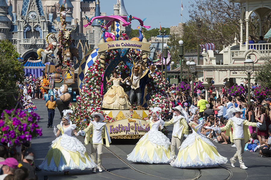 Festival of Fantasy Parade Debut - Image 23