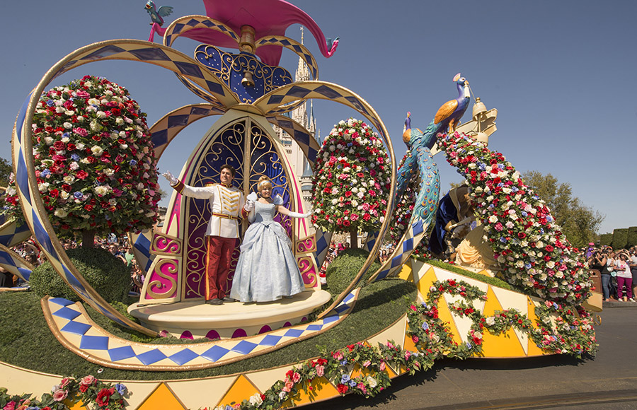 Festival of Fantasy Parade Debut - Image 24
