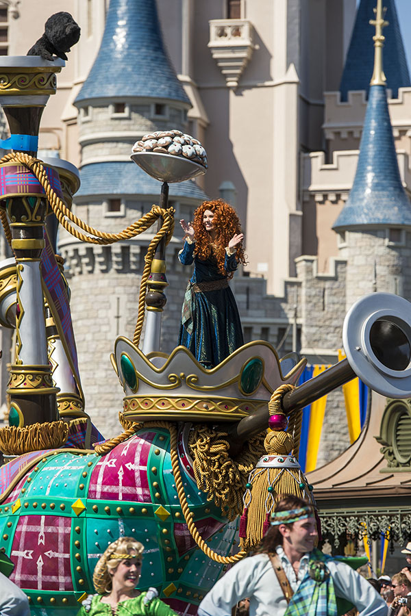 Festival of Fantasy Parade Debut - Image 6