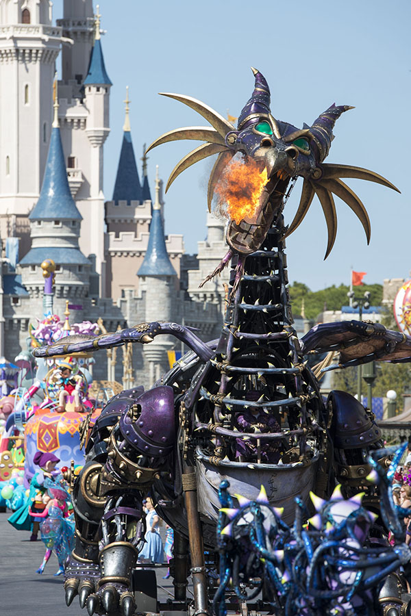 Festival of Fantasy Parade Debut - Image 7