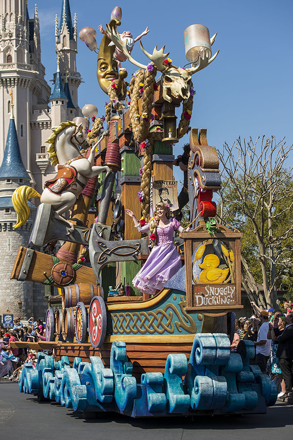 Festival of Fantasy Parade Debut - Image 8