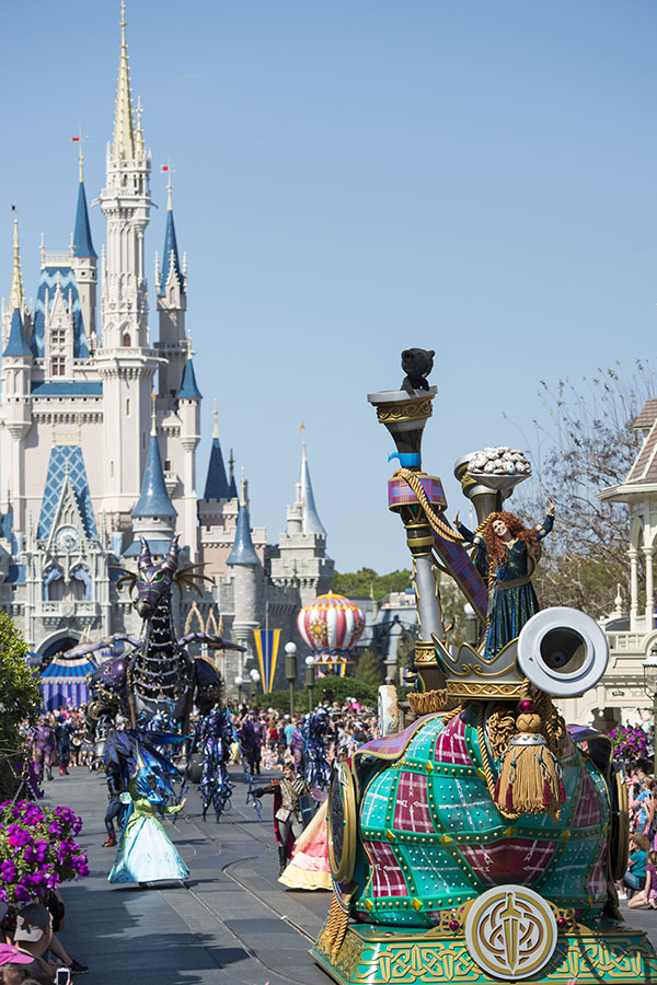 Festival of Fantasy Parade Debut - Image 9