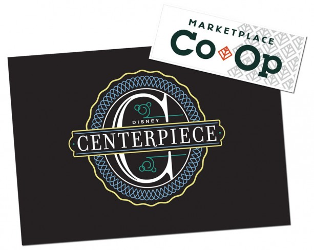 Marketplace Co-op - Disney Centerpiece