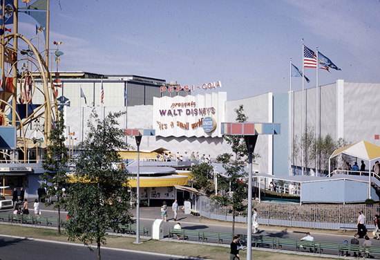 1964 World's Fair - It's A Small World