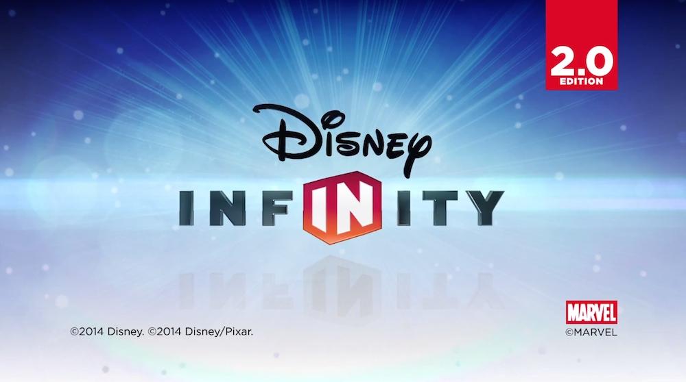 Disney Infinity 2 Tease - Marvel