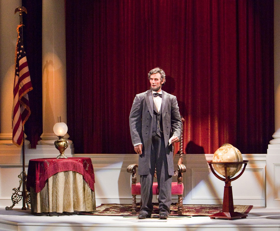 Great Moments With Mr Lincoln - Image via Disney Parks Blog