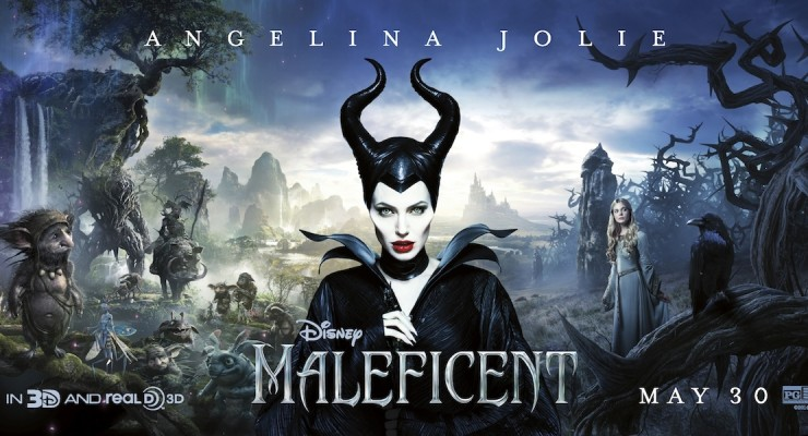 New 'Maleficent' Banner Is Staggering