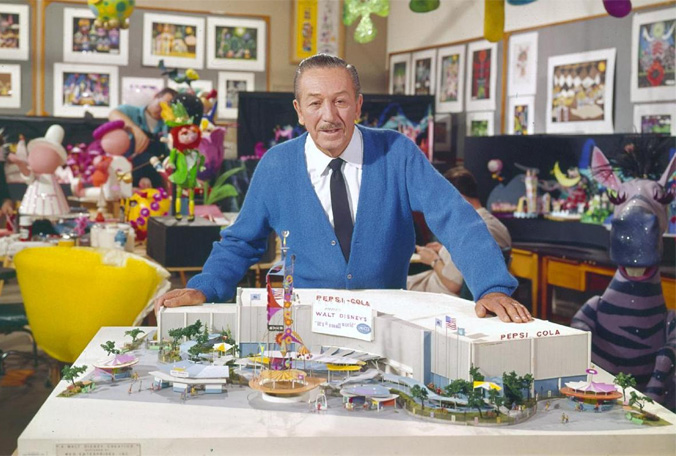 Walt Disney - World's Fair