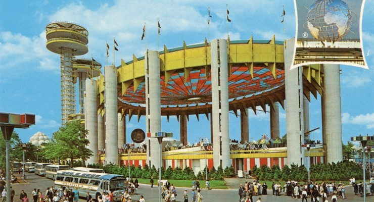 A Visit To The 1964 NY World's Fair Site, 50 Years Later