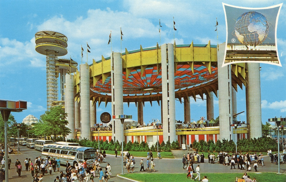 World's Fair - NY State Pavilion - Original