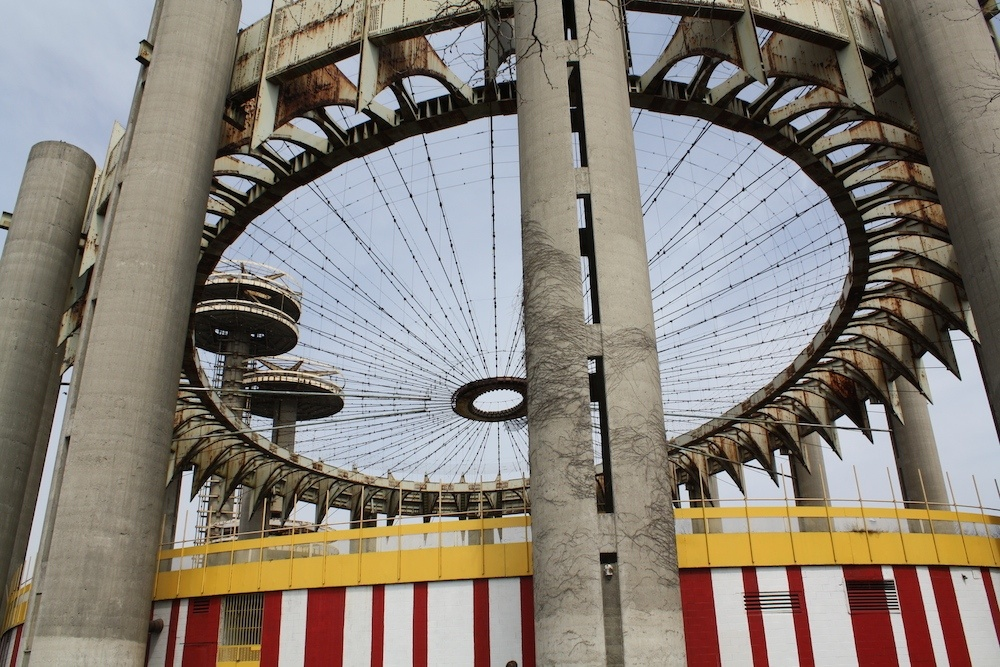 World's Fair - NY State Pavilion Outside - Image 4