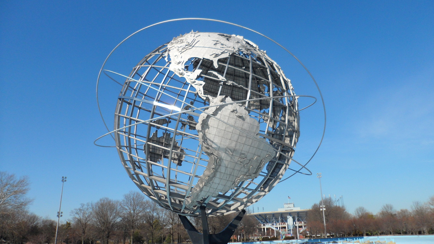 World's Fair Unisphere