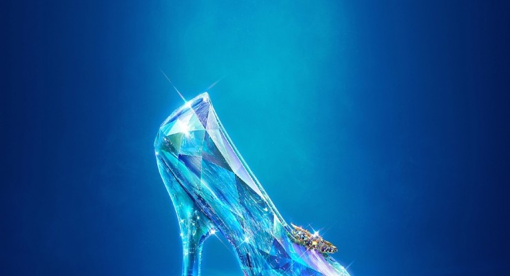Watch Live-Action 'Cinderella' Teaser Trailer