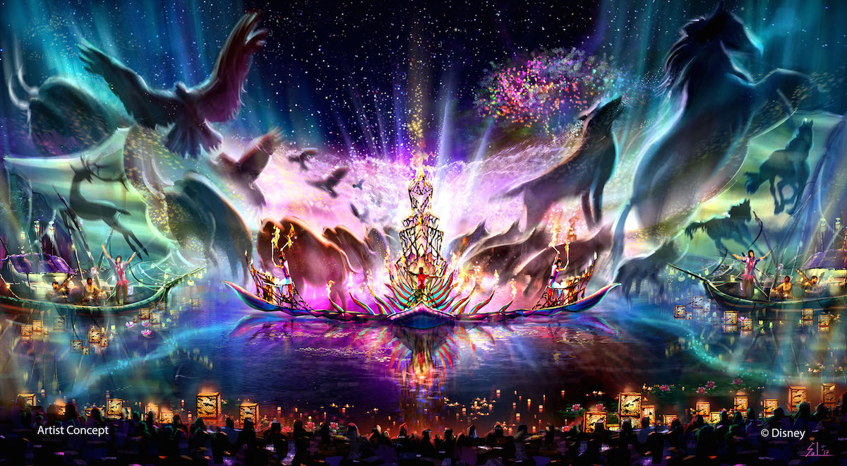 """Rivers of Light"""