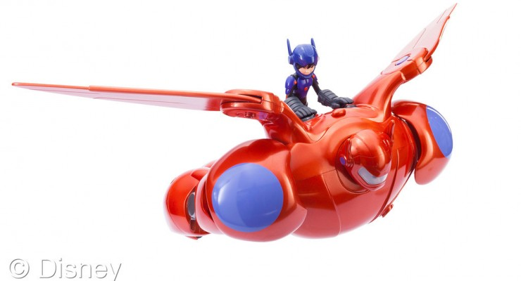 Preview: 'Big Hero 6' Toys