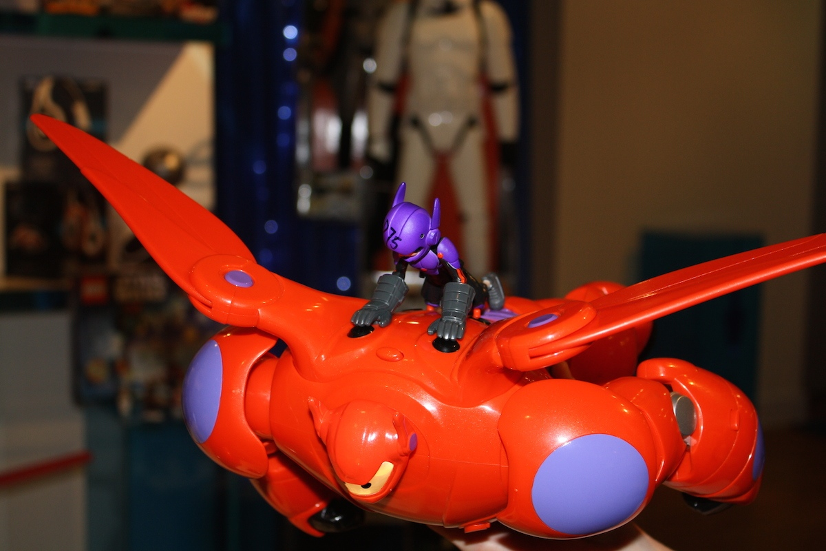 Disney Holiday Preview 2014 - Big Hero 6 - Image 1