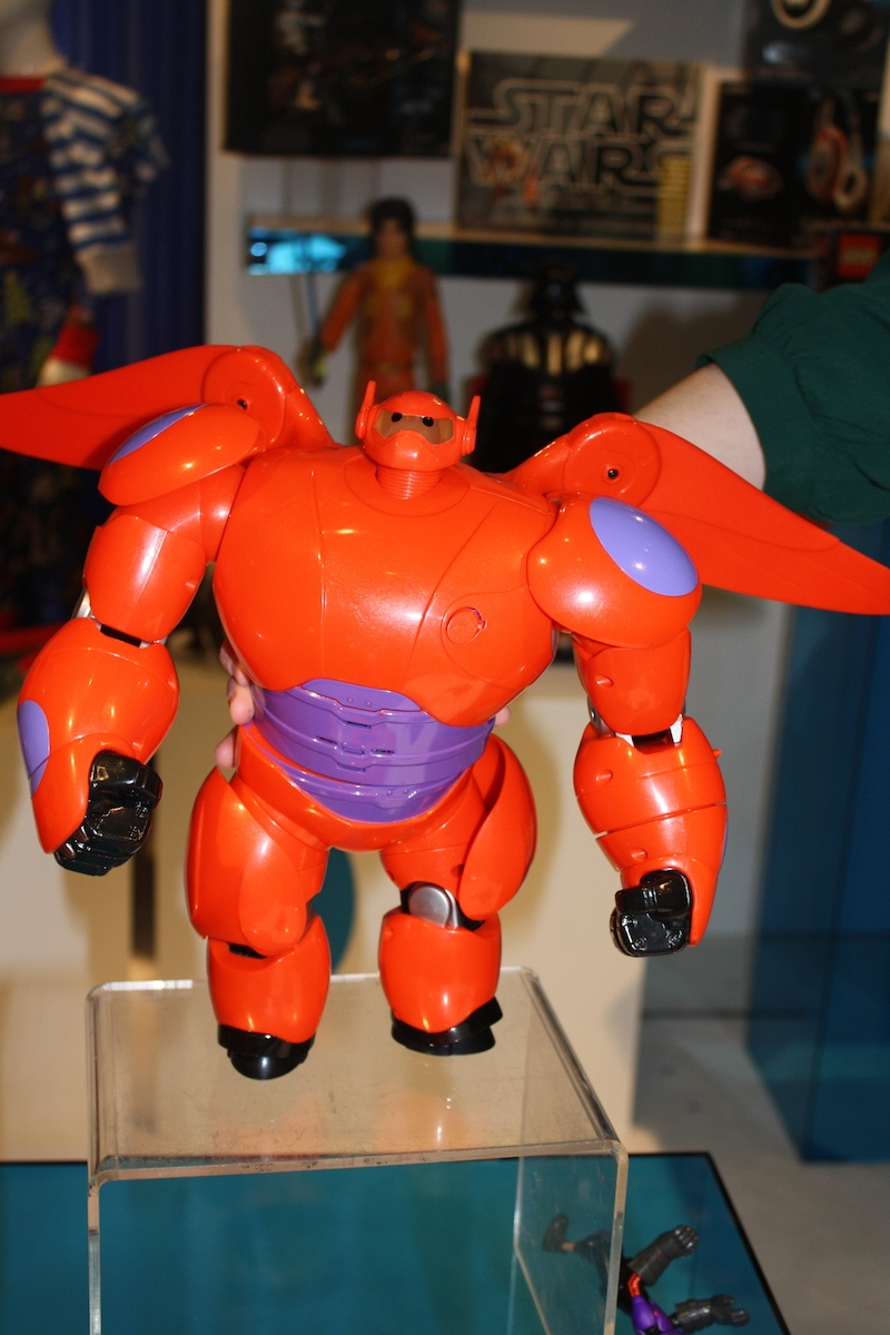 Disney Holiday Preview 2014 - Big Hero 6 - Image 2